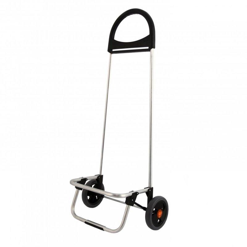 Wózek na zakupy Rio Thermo czarny, firmy Aurora