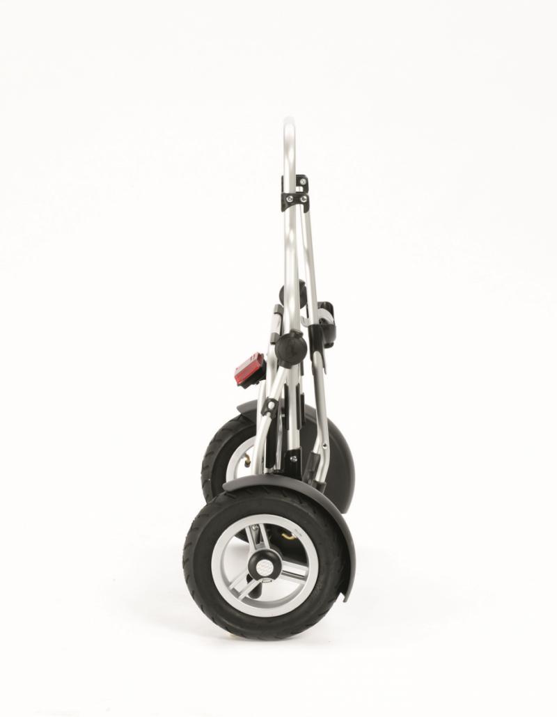 Wózek turystyczny Royal Plus 143 Hydro 2.0 czarny, firmy Andersen