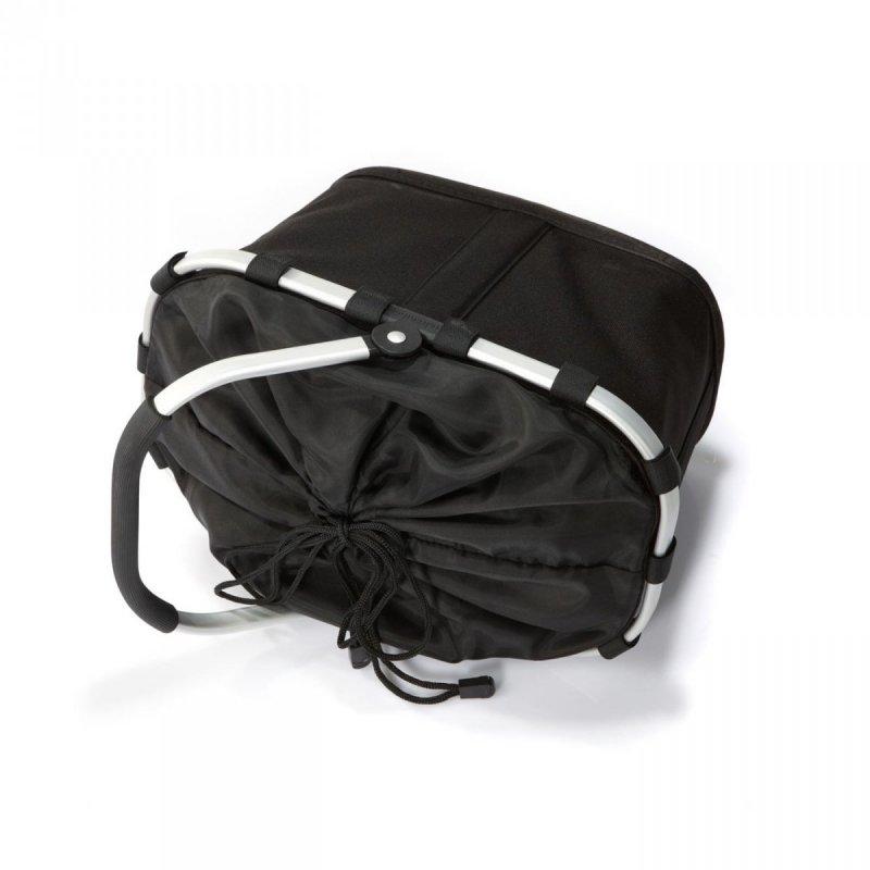 Koszyk na zakupy Carrybag XS kolor Black, firmy Reisenthel