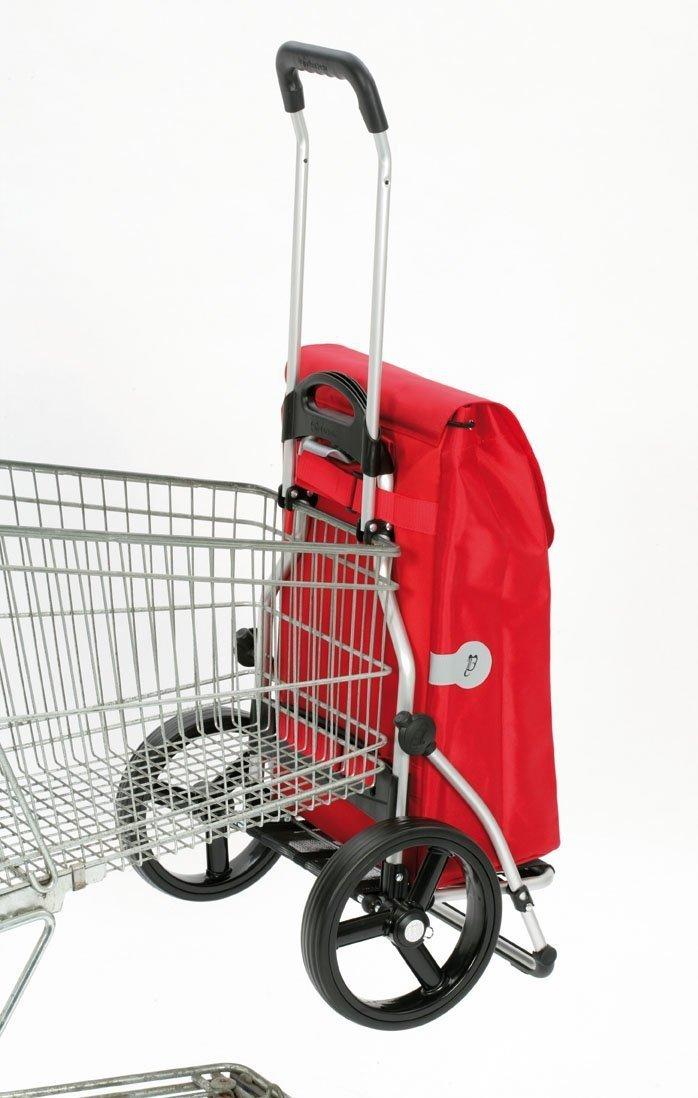 Wózek na zakupy Royal 166 Bird różowy, firmy Andersen