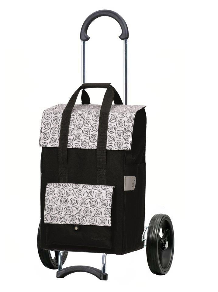 Wózek na zakupy Scala XL Vara biały, firmy Andersen