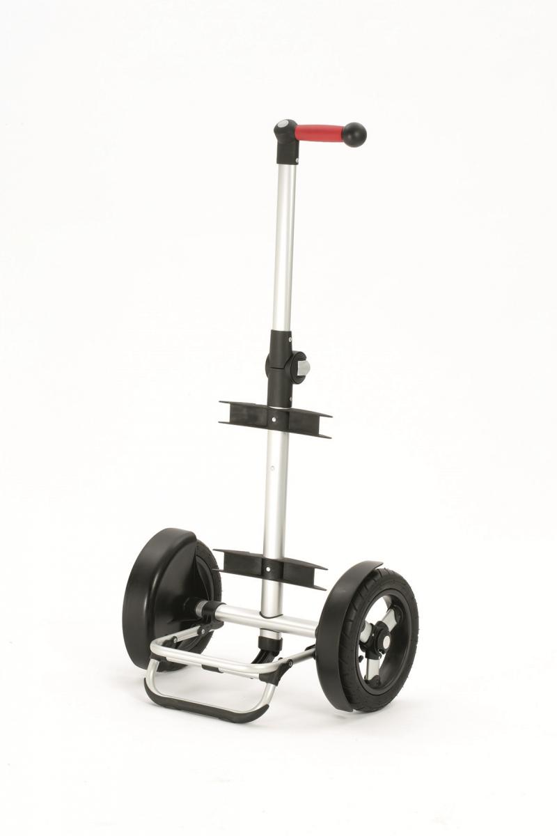 Wózek turystyczny Tura 136 Ortlieb czerwony, firmy Andersen
