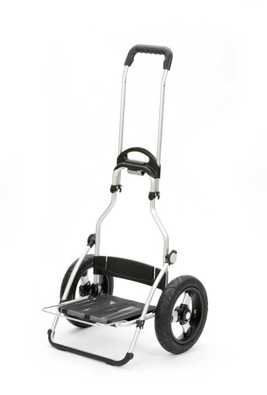 Wózek na zakupy Royal 165 Ortlieb limonkowy, firmy Andersen