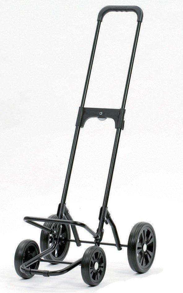 Wózek na zakupy Quattro Senta biały, firmy Andersen