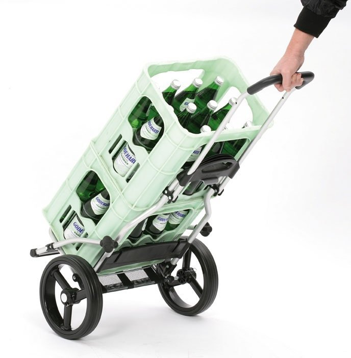 Wózek na zakupy Royal 166 360° Luv12, firmy Andersen
