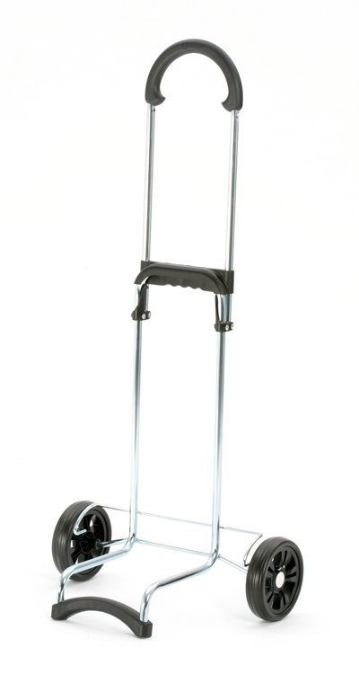 Wózek na zakupy Scala Walker czarny, firmy Andersen