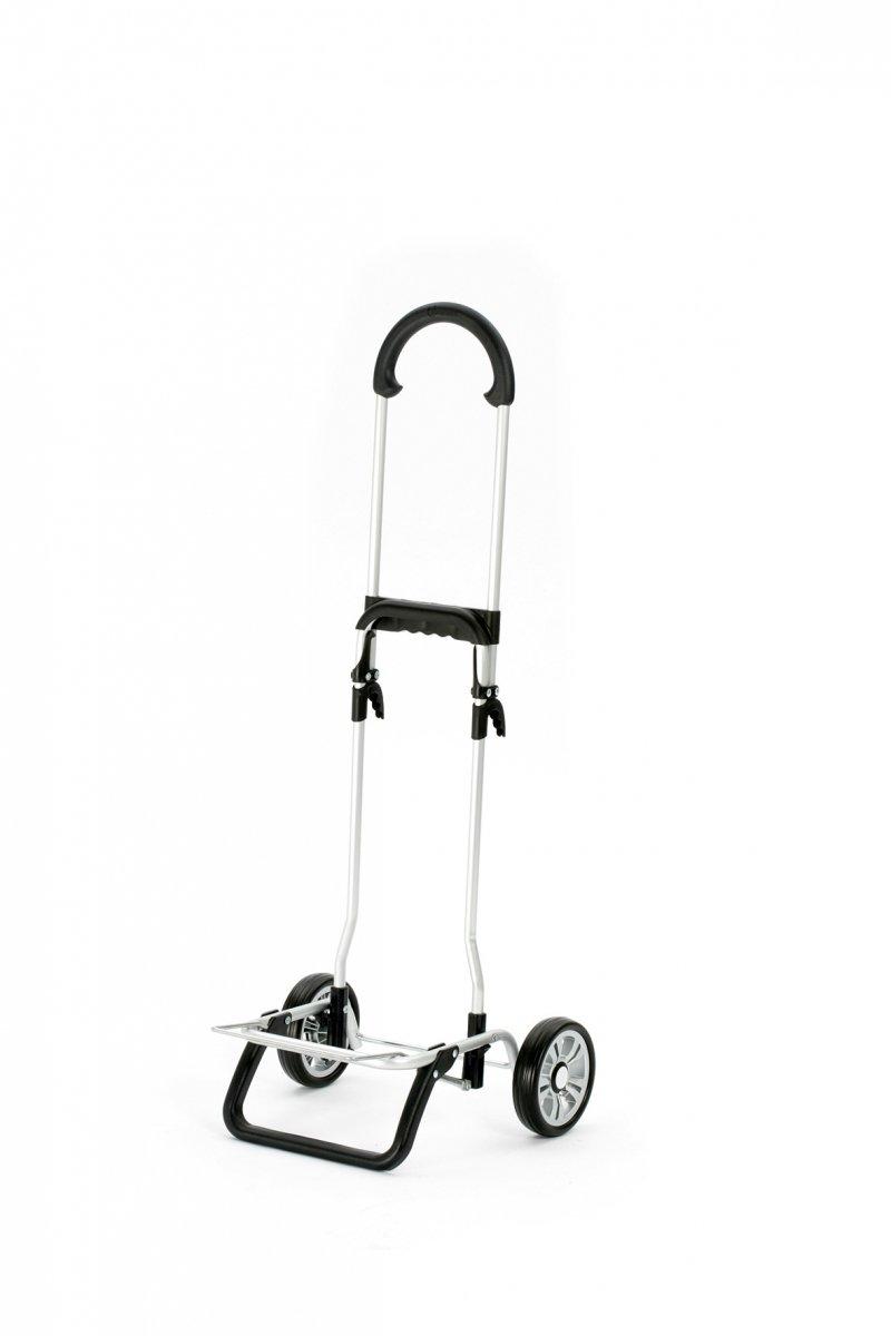 Wózek na zakupy Scala Plus Tuva czarny, firmy Andersen