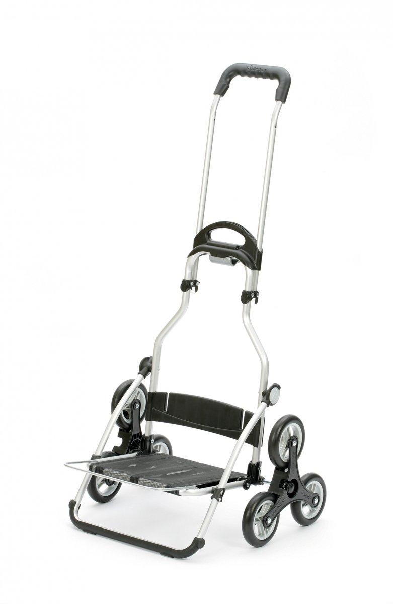 Wózek na zakupy Royal 6 Rul czarny, firmy Andersen