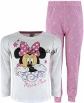 Piżama Minnie Mouse róż
