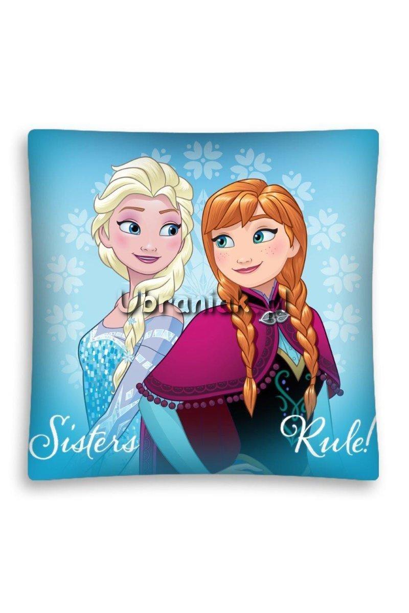 Poszewka Na Poduszkę Frozen 40x40 Ubrania Dla Dzieci