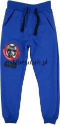 Spodnie Dresowe Star Wars niebieskie