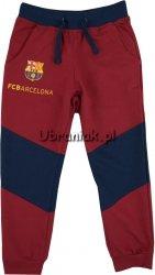 Spodnie Dresowe FC Barcelona bordowe