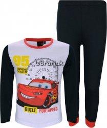 Piżama Auta 95 czarna