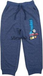 Spodnie Tomek i przyjaciele niebieskie