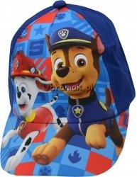 Czapka Psi Patrol z daszkiem granatowa