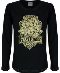 Bluzka Harry Potter Gryffindor dziewczęca