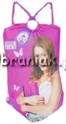 Strój kąpielowy Violetta  fioletowy