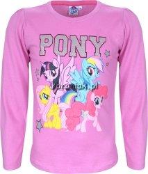 Bluzka My Little Pony różowa