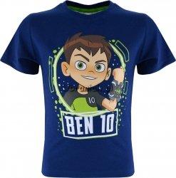 Koszulka T-shirt Ben 10 niebieska