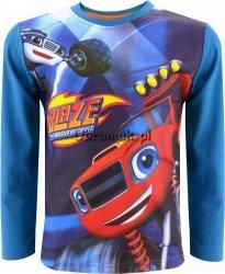 Bluzka Blaze i Darington niebieska