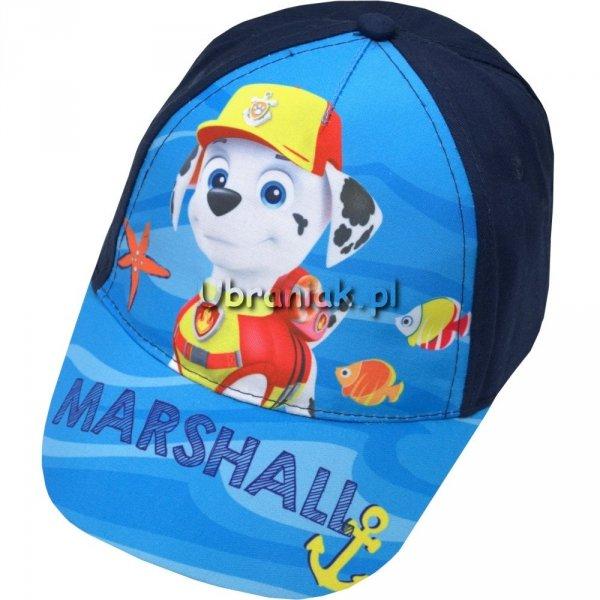 Czapka Psi Patrol Marshall z daszkiem granat