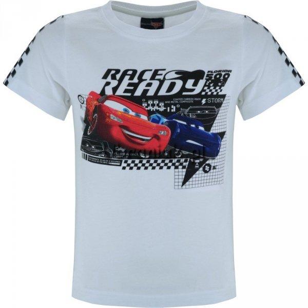 Koszulka Auta Race biała