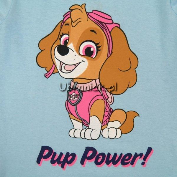 Piżama Psi Patrol Skye Power niebieska