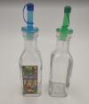 Zestaw butelek na olej i ocet 2x200 ml