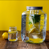 Słój 7,6 L Cytrynada z kranem i filtrem