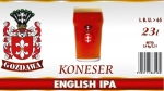 ENGLISH IPA 3,4 kg GOZDAWA KONESER