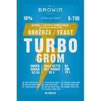 Drożdże Turbo Grom 5-7 dni - 85g
