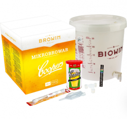 Zestaw do produkcji piwa - MikroBrowar ECO 2