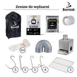 Zestaw do Wędzarni Borniak UW-150