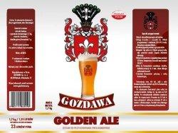 Golden Ale 1,7kg + drożdże