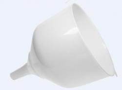 Lejek plastikowy fi25 do balonów, wysoki brzeg