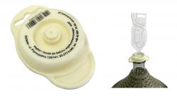 Korek / kaptur do balonów z wąską szyjką fi 57mm