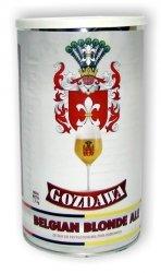 Belgian Blonde Ale 1,7kg - Gozdawa
