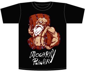 Koszulka, T-shirt Mocarny Piwowar roz. L