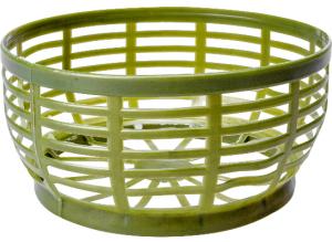 Koszyk plastikowy do Dam 5 L, żółty