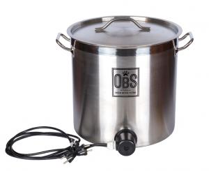 OBS Garnek Elektryczny 2x2000w - 50l