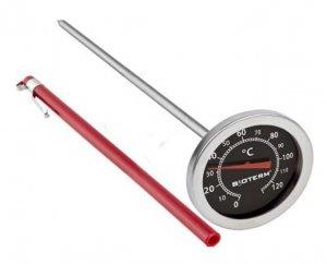 Termometr do wędzarni 22 cm