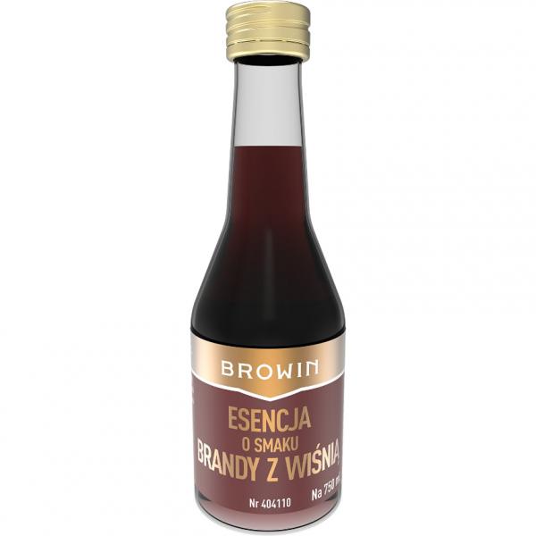 Esencja smakowa - Brandy z wiśnią na 0,75L - 20ml