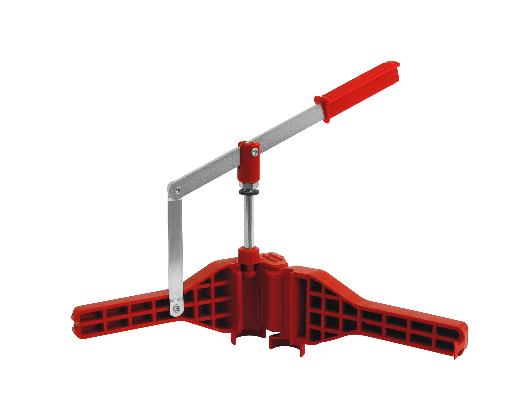 Korkownica 3-ramienna z blokadą