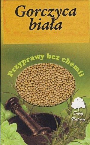 Gorczyca biała - 90g - Dary Natury