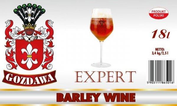Gozdawa Expert 3,4kg Barley Wine