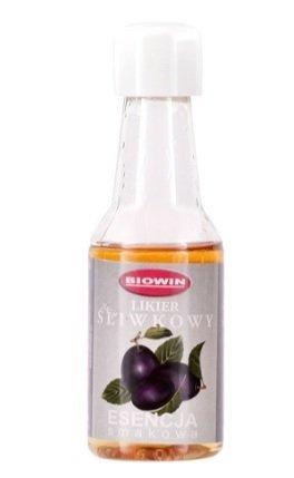 Esencja smakowa - likier śliwkowy 40 ml na 4 L