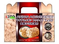 Azoo Active Filter Anion Ball 3L(Gruby) Usuwa Patogeny