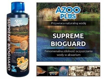 AZOO SUPREME BIOGUARD 1000ml EKOSYSTEM HIT!!!