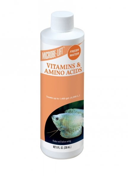 MICROBE-LIFT VITAMINS & AA FRESH 473ml WITAMINY