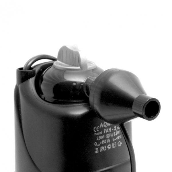 Aquael Filtr Wewnętrzny Fan-2 Plus 450L/H 100-150L Gratis!